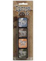 Tim Holtz Mini Ink Pad Set #9