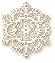 Wild Rose Studio Lacy Snowflake Cutting Die