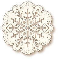 Wild Rose Studio Cutting Die Snow Doily