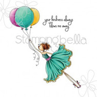 Stamping Bella - Uptown Girls - Bentley Gets Blown Away
