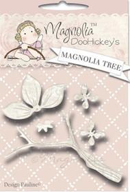Magnolia Stamps DooHickey - Magnolia Tree