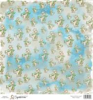 Magnolia 12 x 12 Paper Princes & Princesses PRINCE DRAGON