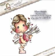 Magnolia Stamps You are My Valentine Tilda