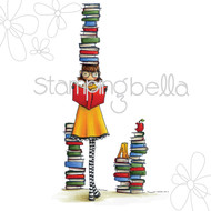 Stamping Bella Uptown Girl Betty Loves Books