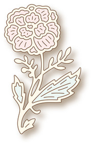 Wild Rose Studio Emmeline Flower Cutting Die