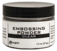 Ranger Clear Embossing Powder 1.3 oz
