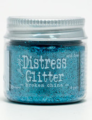 Tim Holtz Distress Glitter - Broken China