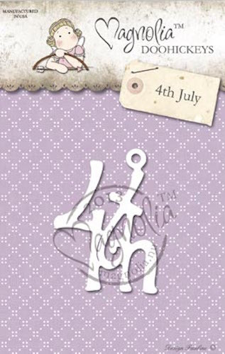 Magnolia Stamps DooHickey 4th July