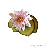 Magnolia DooHickey Water Lily 1