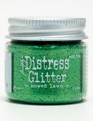 Tim Holtz Distress Glitter Mowed Lawn