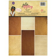 Prima Marketing by Julie Nutting A4 Buff Paper pad