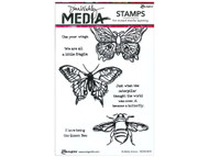 Ranger Dina Wakley Stamp Scribbly Insects