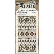 Tim Holts Stencil Holiday Knit THS028