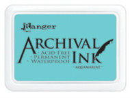 Ranger Archival Ink Pad - Aquamarine