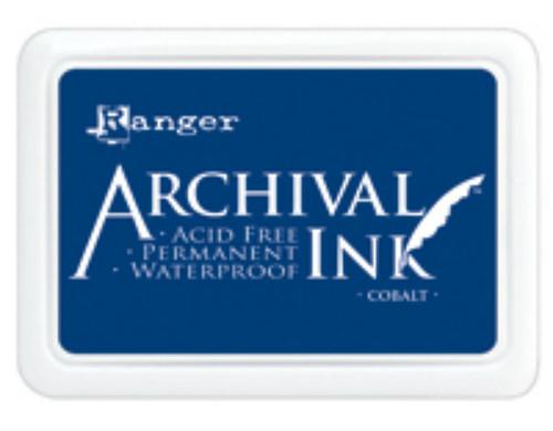 Ranger Archival Ink - Cobalt