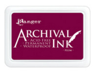 Ranger Archival Ink Pad - Plum