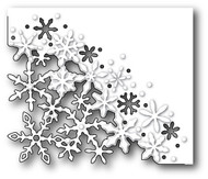 Poppystamps Craft Die - Blizzard Corner (PS-1253)