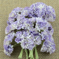 Wild Orchid Crafts 2-Tone Lilac Gypsophila paper flowers