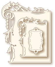 Wild Rose Studio Cutting Die Elegant Frames