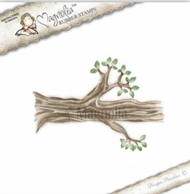 Magnolia Stamps Tree Branch