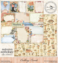 Blue Fern Studio - Autumn Anthology - Calling Cards (9074417)