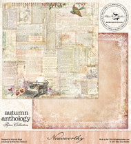 Blue Fern Studio - Autumn Anthology - Newsworthy (9074387)