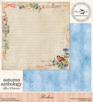 Blue Fern Studio - Autumn Anthology - Robin (9074370)