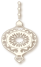 Wild Rose Studio - Cutting Die - Beautiful Bauble (SD057)