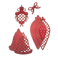 Spellbinders Lattice Ornaments (S3-222)