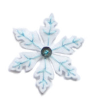 Memory Box - Craft Die - Plush Arctic Snowflake