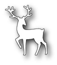 Memory Box - Craft Die - Little Deer