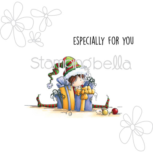 Stamping Bella - Tiny Townie Ellie the Elf (EB327)