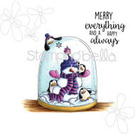 Stamping Bella - Woodsies Merry Everthing (EB325) 1