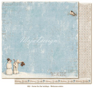 Maja Design - Home For The Holidays - Welcome Winter (802)