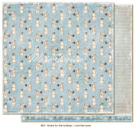 Maja Design - Home For The Holidays - Love The Snow (803)