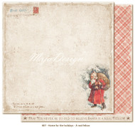 Maja Design - Home For The Holidays - A Real Fellow (807)