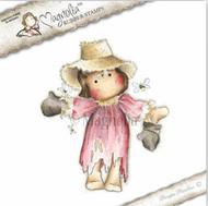 Magnolia Stamps Scarecrow Tilda