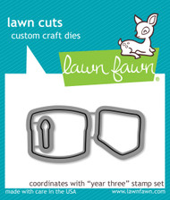 Lawn Fawn - Year Three Lawn Cuts (LF-1014)