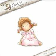 Magnolia Stamps Sweet Rainbow Sweetie Tilda