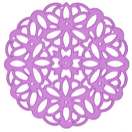 Prima Marketing Purple Metal Die - Victorian Lace