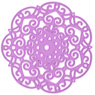 Prima Marketing Purple Metal Die - Embroidery Doily