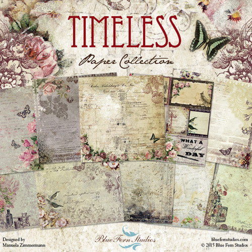 Blue Fern Studios - Timeless Collection - 12x12 Collection