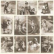 Pion Design - From Grandma's Attic - Christmas greetings