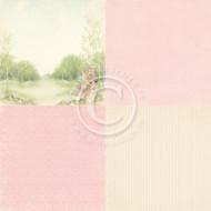 Pion Design - Easter Greetings - 6 X 6 Spring fairies