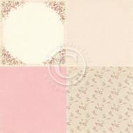 Pion Design - Easter Greetings - 6 X 6 Violet