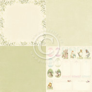 Pion Design - Easter Greetings - 6 X 6 Lily of the valley