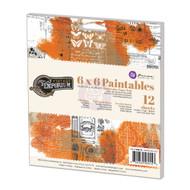 Prima Marketing - 6x6 Paintable Pad - Vintage Emporium (PM-584153)