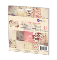 Prima Marketing - 6x6 Scrapbook Paper Collection Kit - Tales of You and Me (PM-584399)
