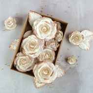 Prima Marketing - Box Flowers - Rose Gold Kiss (PM-586737)