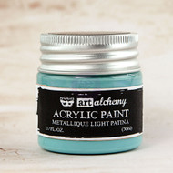Prima Marketing - Art Alchemy-Acrylic Paint - Metallique Light Patina 1.7oz (PM-963248)